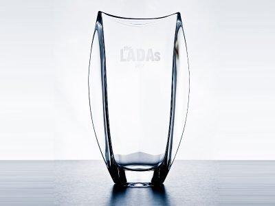 LADAs award trophy
